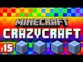 Minecraft Mods Crazy Craft #15 'ICE PRANK!' with Vikkstar & Woofless (Minecraft Crazy Craft 2.0)