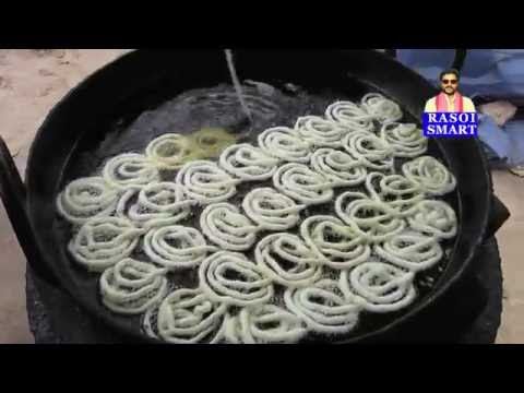 Jalebi - Indian Street Food - Chef Aadharsh Tatpati