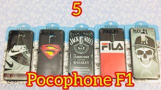 5 Case Xiomi Pocophone F1