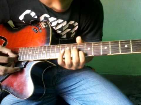 guitar chords and  tab for tumhe Jo maine dekha