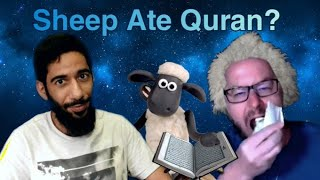 Video: Did a Sheep eat part of the Quran? - Farid Responds