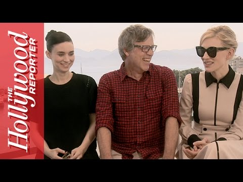 Cast of 'Carol': Live From Cannes 2015