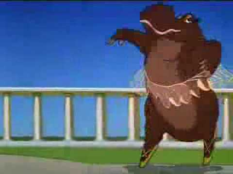 disney fantasia dance of the hours 3 hippopotamus