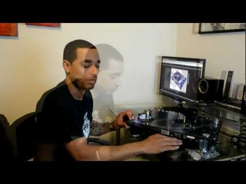 Stanton ST-150/STR8-150 Professional Vinyl DJ Turntable Unboxing & Review Video