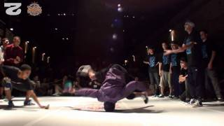 Master Crews 2011 - DF Zulu Vs Back Spin 3/4