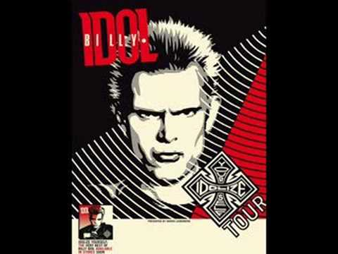 Billy Idol - Fractured