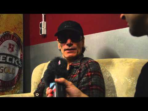 Steve Vai Interview About Wild Parties With David Lee Roth, Current Projects And Collecting Guitars video