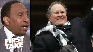 Patrick Chung's trash talk is off-brand for a Bill Belichick team – Stephen A. | First Take