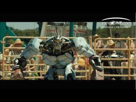 Gigantes de Acero (Real Steel) [Trailer HD Subtitulado Español]