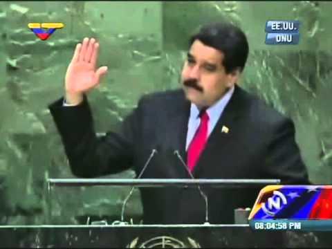 Nicolás Maduro, Discurso completo en la Asamblea General de la ONU, 24 septiembre 2014