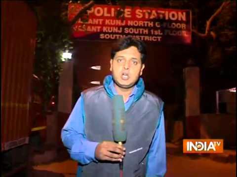 Junior rapes a PhD student at Jawaharlal Nehru University in Delhi