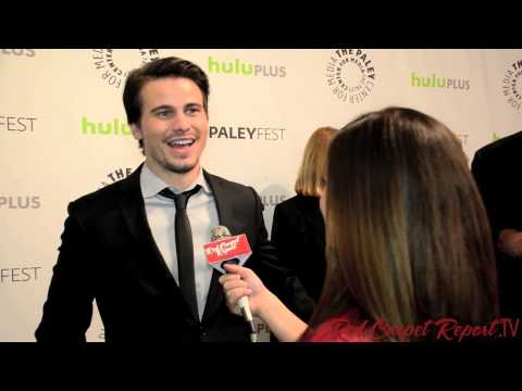 Jason Ritter At Paleyfest For Evening With Nbc S Parenthood