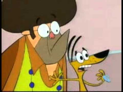 2 stupid dogs - cat song.wmv