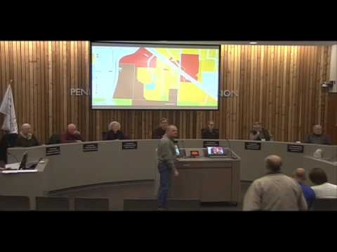 4-27-2015 Pennington County Planning Commissioners Meeting