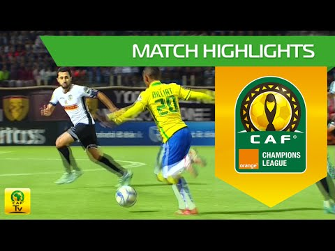CAF Confederation Cup 2016 E. S. Sétif Vs Mamelodi Sundowns | Orange CAF Champions League 2016