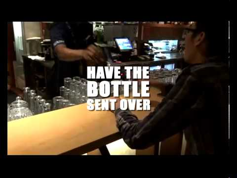 HARRY s Bottle Message - Cheil Singapore