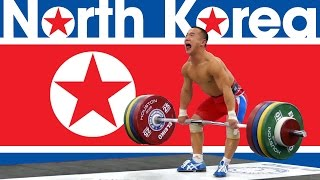 North Korea 🇰🇵  Full Session - Om Yun Chol's Heavy Day + Heavy Squat Triples with Pause