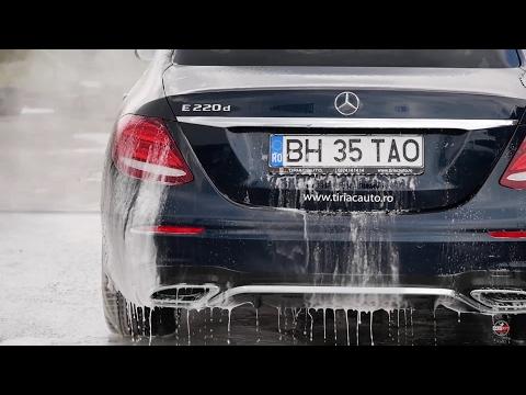 #33 Car vLog - Testam noul Mercedes E Class 2017