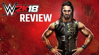 WWE 2K18 Review - PS4