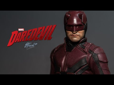 Hot Toys Daredevil review