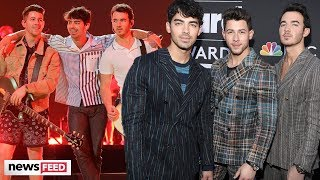 Jonas Bros. REVEAL Disney Made It DIFFICULT To Expand Music Career!