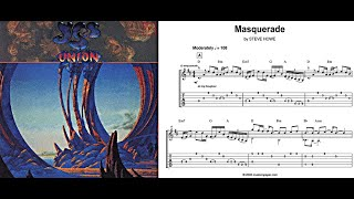 """Maquerade"" by Steve Howe"