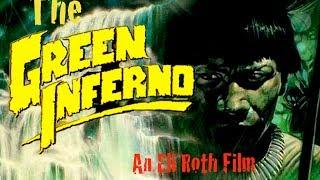The Green Inferno (Director Eli Roth) Lorenza Izzo, Ariel Levy, Daryl Sabara