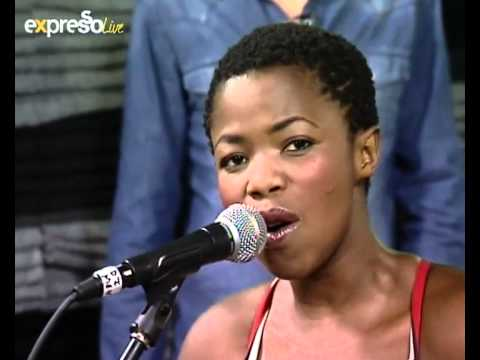 Freshly Ground 'Nomvula ' live on eXpresso