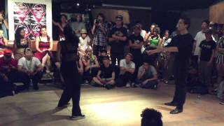 Battlecat-Waacking Final-Taiwan Vs Korea-Aug 15 2013