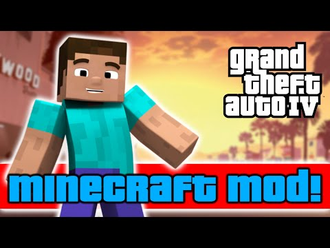 GTA Funny Moments - Minecraft Superpowers Mod! ( GTA 5 PC Mod Prep Ep. 2 )