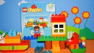 Lắp ráp mô hình bến tàu bằng đồ chơi xếp hình lego
