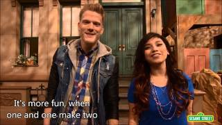 Pentatonix Counts & Sings To Five (Sesame Street) [HD LYRICS]