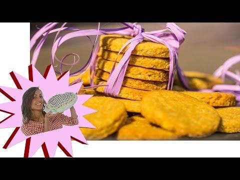 Biscotti Vegani Senza Glutine – Con Farina di Ceci