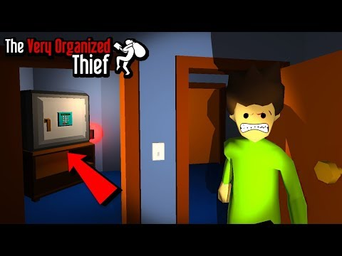 HE CAUGHT ME - Very Organized Thief