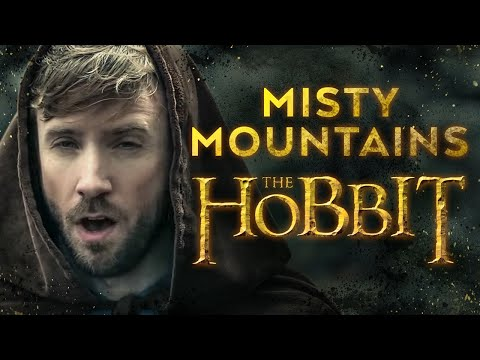 The Hobbit - Misty Mountains - Peter Hollens Acappella