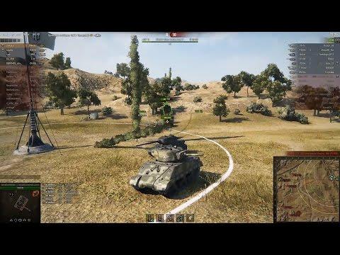 M4A3E2 Sherman Jumbo, Степи, Встречный бой