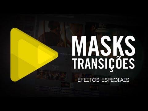 Tutorial Sony Vegas: Transição com MASKS - Efeito especial/Máscaras Avançadas