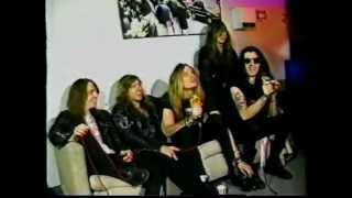 Skid Row Talks Slash Puppet