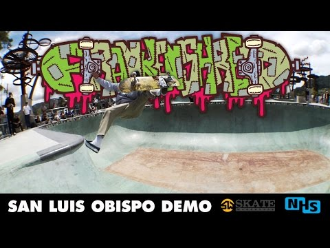 NHS SLO Demo with Skate Warehouse - Frankenshred