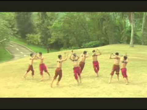 Philippine Folk Dance - Maglalatik video