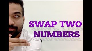 #1 Swap Two Numbers in #Python | Vothla's Coding | 1000 Python Programs