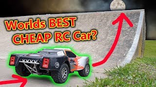 Can a Dirt Cheap RC be any good? DESTRUCTION TESTING the Wltoys A969