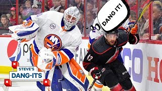 NHL Worst Plays of The Year - Day 12: New York Islanders Edition | Steve's Dang Its