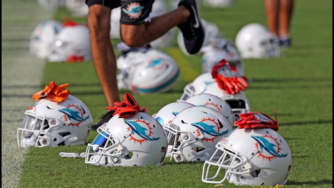 Dolphins head coach Adam Gase talks about roster cuts