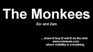 Watch Monkees Zor And Zam video
