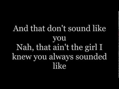 That Don't Sound Like You Lee Brice Lyrics