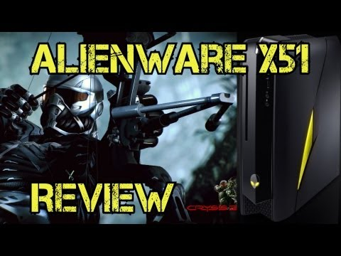  Alienware X51 Gaming PC 2013 Review: Is It Worth It/ Should You Buy Alienware? (Crysis 3 1080p)