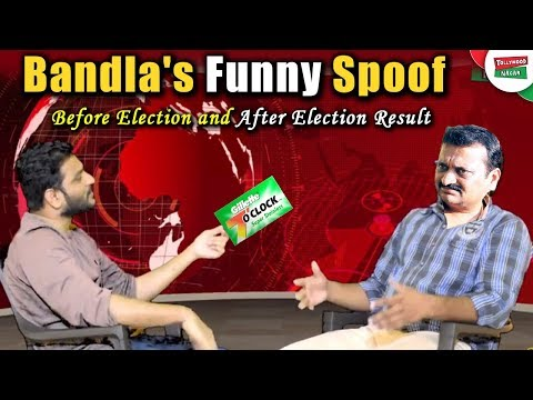 Bandla Ganesh Interview Funny Spoof | Latest Telugu Comedy Videos | Telugu Spoofs | Tollywood Nagar