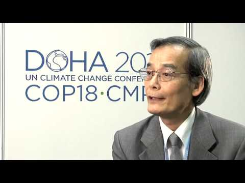 COP18: Masahiko Horie, Ambassador for Global Environment, Ministry of Foreign Affairs, Japan