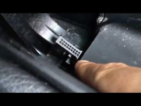 Pairing Bluetooth in BMW (E46 M3)